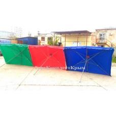 Зонт 2,5*1,65 м